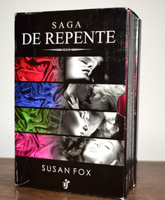 Saga De Repente - Box 4 Livros