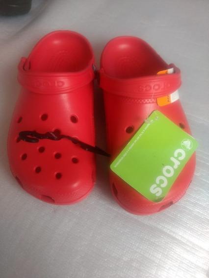 Crocs Clasic Original. Únicos Talles Disponibles.