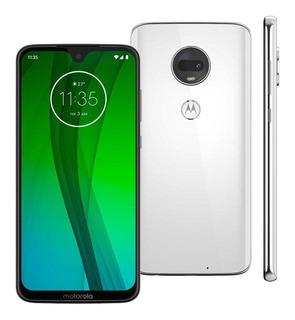 Smartphone Motorola Moto G7 64gb 4gb 6,24pol. Polar