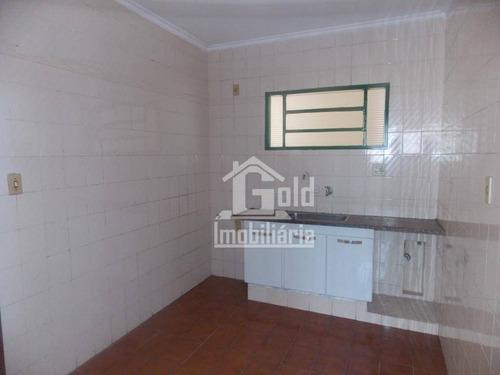 Apartamento Com 3 Dormitórios Para Alugar, 111 M² Por R$ 1.200,00/mês - Independência - Ribeirão Preto/sp - Ap4393