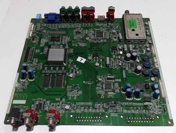 Placa Principal Gradiente Lcd 3230 Lt32fgn Mod: 2970055602