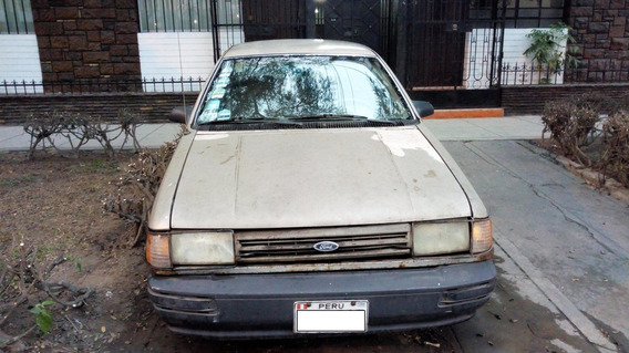 Ford Tempo 1992 4gl A Gasolina Original