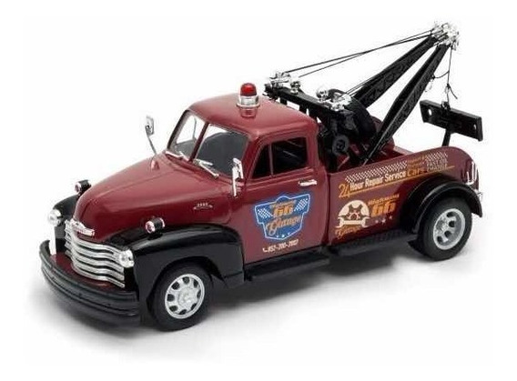 Welly Town Truck Chevrolet 1953 1:24