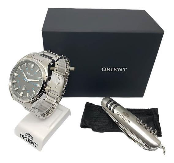 Relógio Clássico Orient Mbss1348 Original Nf-e Garantia