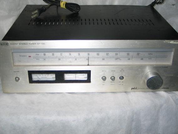 Tuner Cce St-130 Am/fm Stereo C/ Defeito-technics-gradiente-