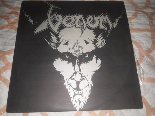 Imagem 1 de 1 de Lp Vinil (nm) Venom Black Metal Ed Br Neat 1005 1987 Raro