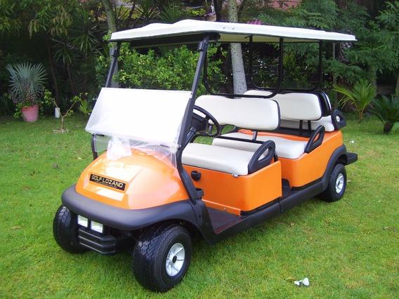 Carro / Carrito / Vehículo Eléctrico De 6 Pasajeros