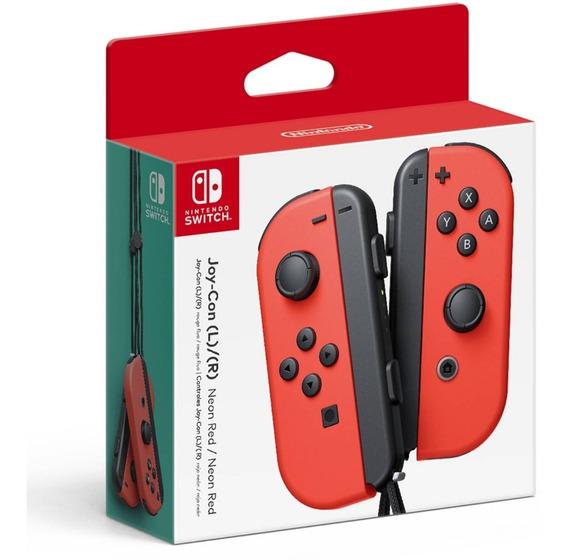 Joy-con Vermelho - Nintendo Switch