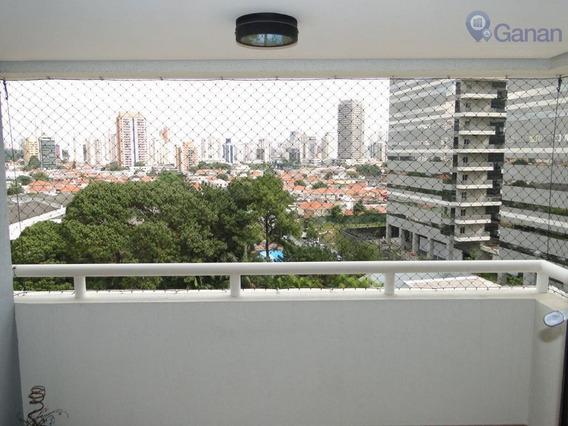 Apartamento 94m2 , 02 Dormts, 1 Suite, 02 Vags Fixas Na Chacara Santo Antonio - Ap5745