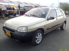 Renault Clio Rn Mt 1400cc