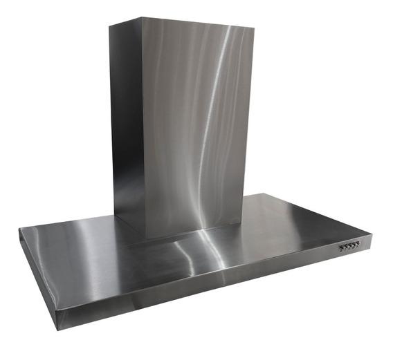 Campana Extractora De Cocina Col Home Slim 80 Cm 3 Velocidad