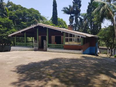 Chácara Para Alugar 3900m² - Água Espraiada - Embu Das Artes - 133 - 33483410