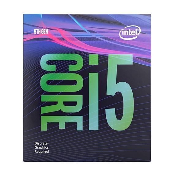Micro Procesador Intel Core I5 9400f 4.1ghz Coffee 12 Cuotas