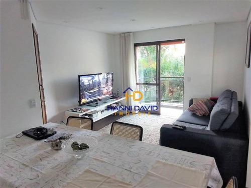 Imagem 1 de 13 de Apartamento Próximo Ao Colégio Etapa E 550m Do Metro Ana Rosa. - Ap3833