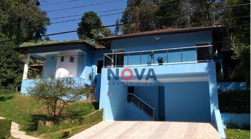 Imagem 1 de 30 de Casa Com 2 Dormitórios À Venda, 294 M² Por R$ 1.350.000,00 - Forest Hills - Jandira/sp - Ca2042