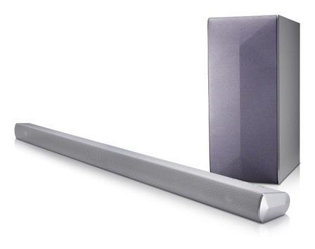 Sound Bar Lg Las550h Dolby 2.1 Surround Wireless