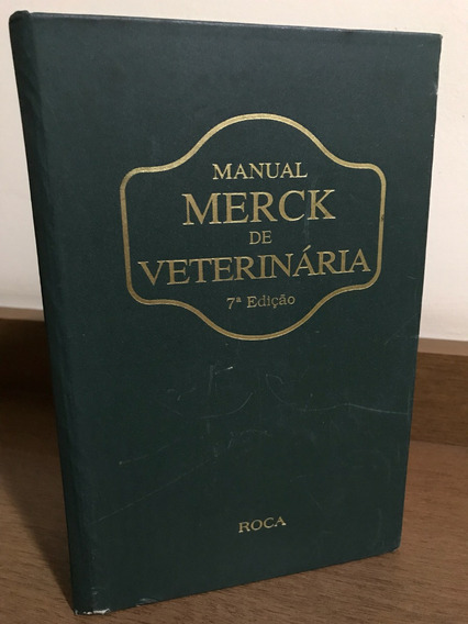 Manual Merck De Veterinária 7 Edicao