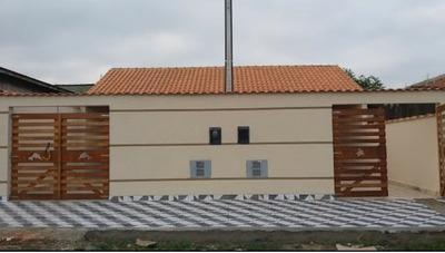 Oportunidade Casa Nova Em Mongaguá!!! Minha Casa Minha Vida! - 1476