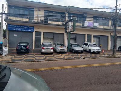 Salão Em Vila Embaré, Valinhos/sp De 200m² Para Locação R$ 2.500,00/mes - Sl220438