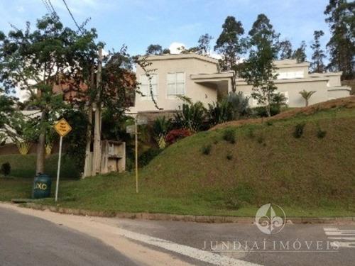 Vendo Linda Casa De Alto Padrão No Serra Dos Cristais Em Cajamar, 500 M² De A/c, E 1500 M² De Te. Lazer, Conforto E Praticidade. - Ca00144 - 2800398