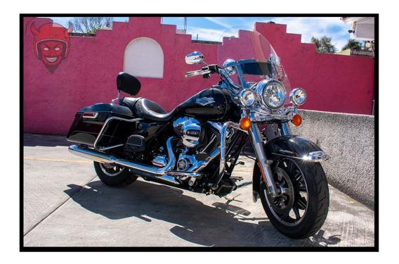 Harley Davidson Road King 2016 (no Soy Coyote Ni Revendedor)