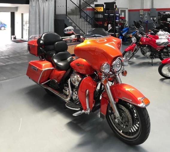 Harley Ultra Classic 2012