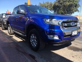 Ford Ranger 2.5 Xlt Cabina Doble 4x2 2017