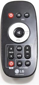 Controle Remoto Original Lg Akb73598403 Sound Bar Nb2030a