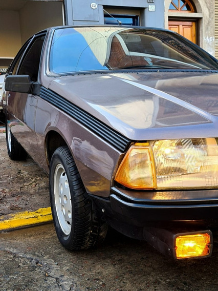 Renault Fuego Gtx 2.0 1984