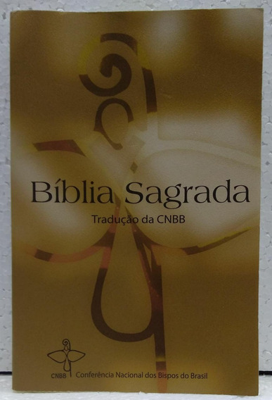 Bíblia Sagrada Tradução Da Cnbb Editora Canção Nova