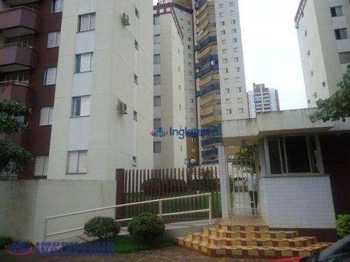 Apartamento À Venda, 69 M² Por R$ 270.000,00 - Residencial Do Lago - Londrina/pr - Ap0212