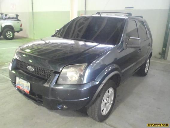 Ford Ecosport Xl
