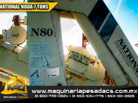 Articulada National N80a 7 Toneladas