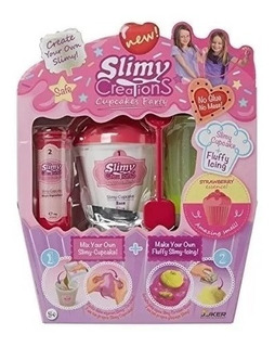 Juliana Fabrica Slimy Cupcake Fiesta