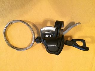 Shifter Izquierdo Shimano Xt Sl-m780 10v