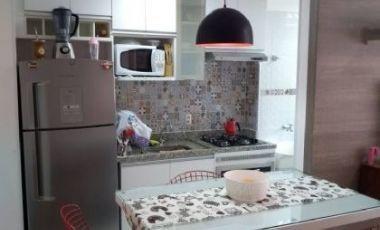 Apartamento Em Barueri Inspire Flores 51 Mts 2 Dorms Mobiliado 245 Mil - Rr2410x
