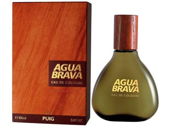 Decant Amostra Do Perfume Antonio Puig Agua Brava Men 2ml