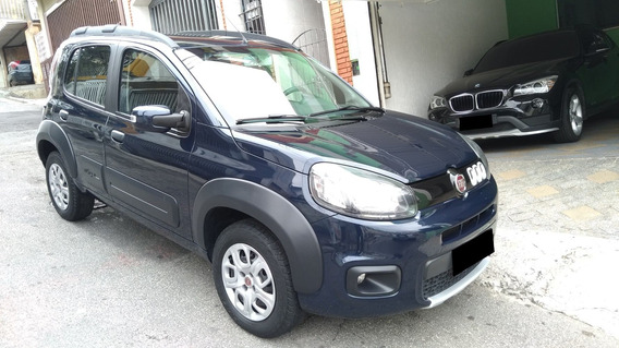 Fiat Uno 1.4 Way Flex 5p 2016 Completo