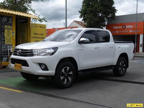 Imagen 1 de 15 de Toyota Hilux 2.4 Mt