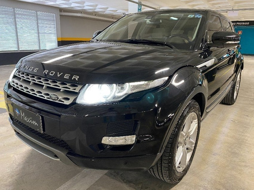 Land Rover Range Evoque Prestige Tech