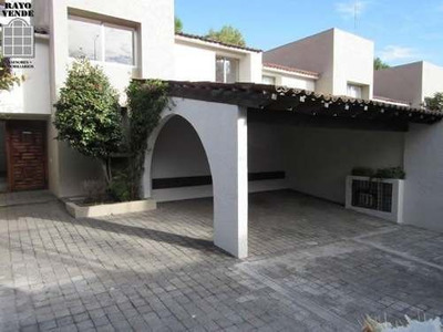 Condominio Horizontal En Venta San Jeronimo Lidice
