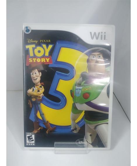 Toy Story 3 (seminovo) - Wii Usado