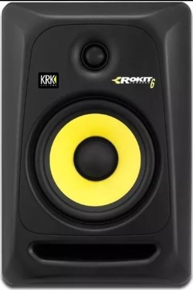 Monitores De Audio Krk Rokit 6