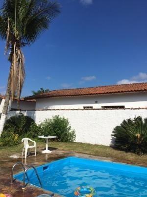 Vendo Casa Com Piscina Lado Praia Em Itanhaém Sp - 5938 |npc