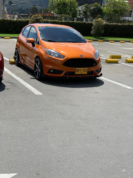 Ford Fiesta St 1600 Turbo
