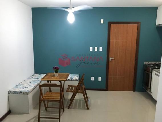 Apartamento/ Flat De 25m² Em Vilas Do Atlântico, Lauro De Freitas. - 93150279