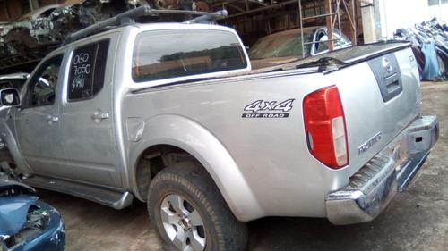 Sucata Nissan Frontier 2012 Para Retirada De Peças