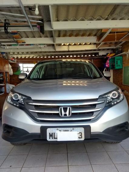 Honda Crv Completa