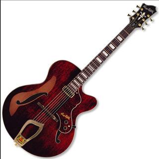 Guitarra Electrica Hagstrom Hl550 Jazz Guitar
