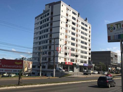 Apartamento Com 2 Dormitórios À Venda, 120 M² Por R$ 320.000 - Cohab C - Gravataí/rs - Ap0641